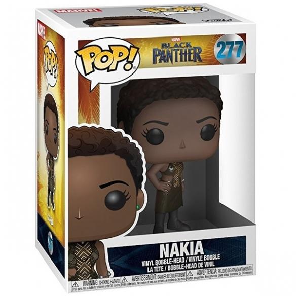 Funko Pop 277 - Nakia - Black Panther Funko