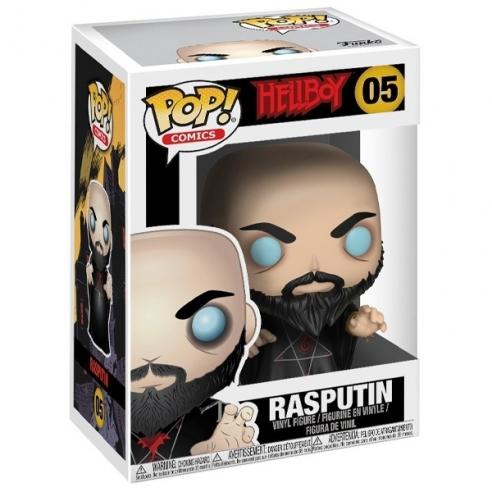 Funko Pop Comics 05 - Rasputin - Hellboy Funko