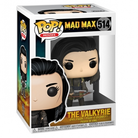 Funko Pop Movies 514 - The Valkyrie - Mad Max Fury Road Funko