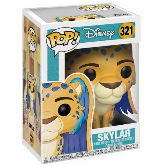 Funko Pop 321 - Skylar - Disney Funko
