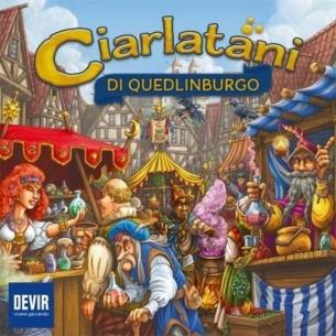 Ciarlatani di Quedlinburgo Giochi Semplici e Family Games
