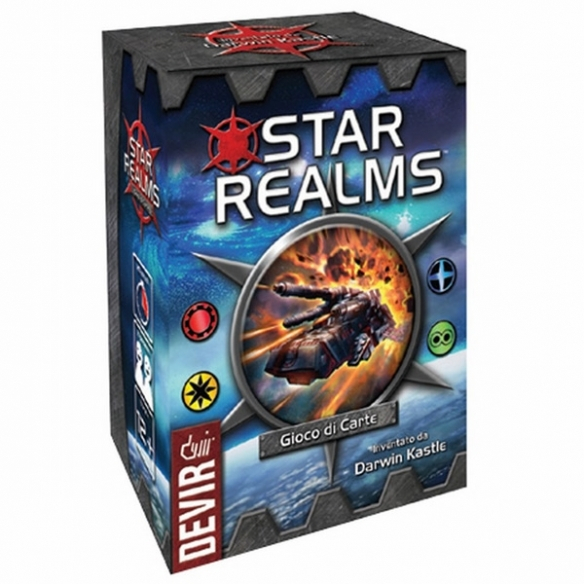 Star Realms Giochi di Carte