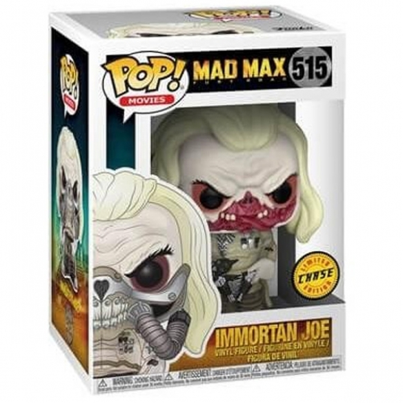 Funko Pop Movies 515 - Immortan Joe - Mad Max Fury Road (Chase) Funko