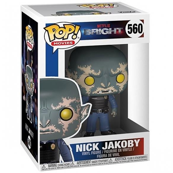Funko Pop Movies 560 - Nick Jakoby - Bright Funko