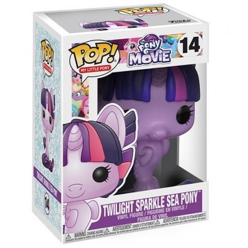 Funko Pop My Little Pony 14 - Twilight Sparkle Sea Pony - My Little Pony Movie Funko