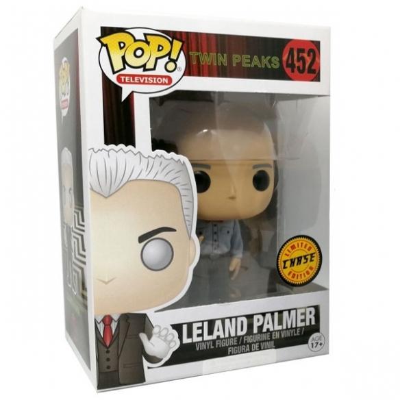 Funko Pop Television 452 - Leland Palmer - Twin Peaks (Chase) Funko