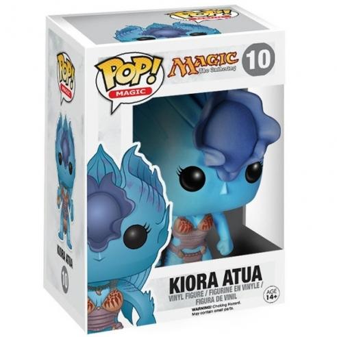 Funko Pop Magic 10 - Kiora Atua - Magic: the Gathering Funko