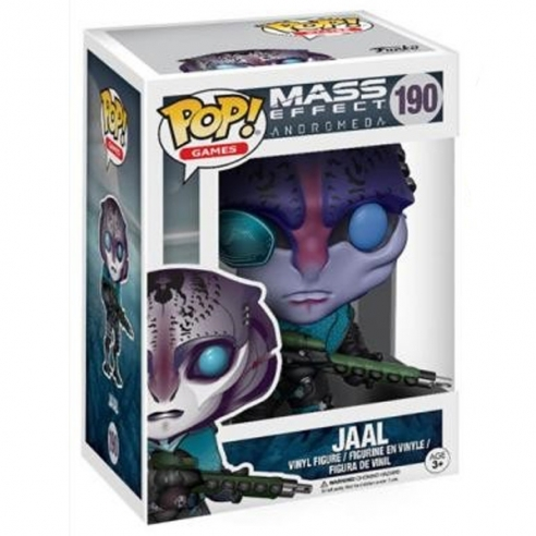Funko Pop Games 190 - Jaal - Mass Effect Andromeda Funko