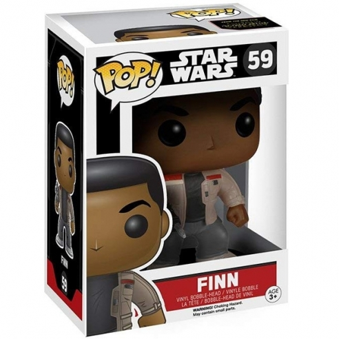 Funko Pop 59 - Finn - Star Wars Funko