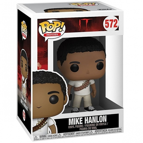 Funko Pop Movies 572 - Mike Hanlon - IT Funko