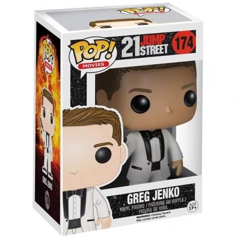 Funko Pop Movies 174 - Greg Jenko - 21 Jump Street Funko
