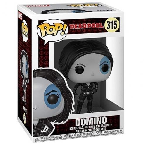 Funko Pop 315 - Domino - Deadpool Funko