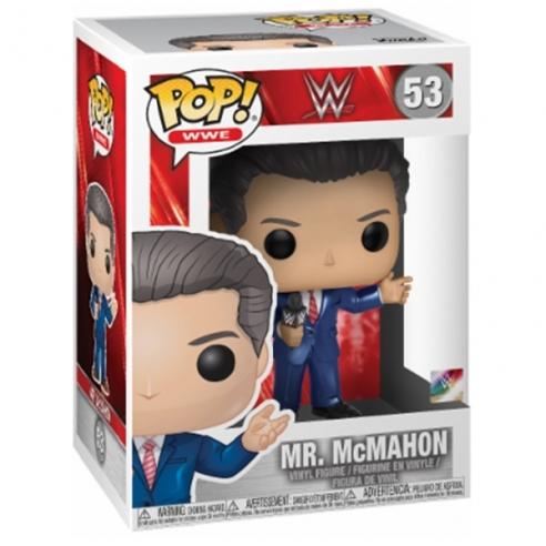 Funko Pop WWE 53 - Mr. McMahon Funko