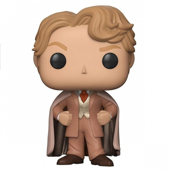 Funko Pop 59 - Gilderoy Lockhart - Harry Potter Funko