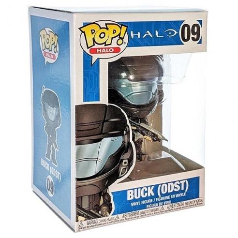 Funko Pop Games 09 - Buck - Halo Funko