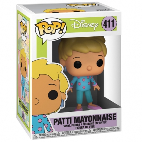 Funko Pop 411 - Patti Mayonnaise - Disney Funko