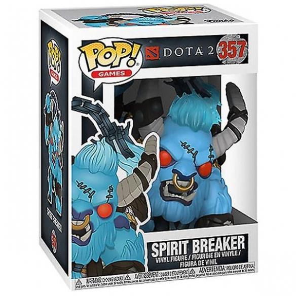 Funko Pop Games 357 - Spirit Breaker - Dota 2 Funko