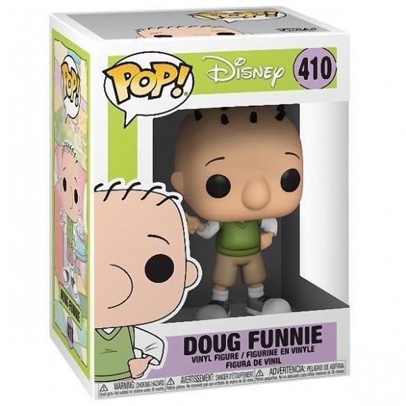 Funko Pop 410 - Doug Funnie - Disney Funko