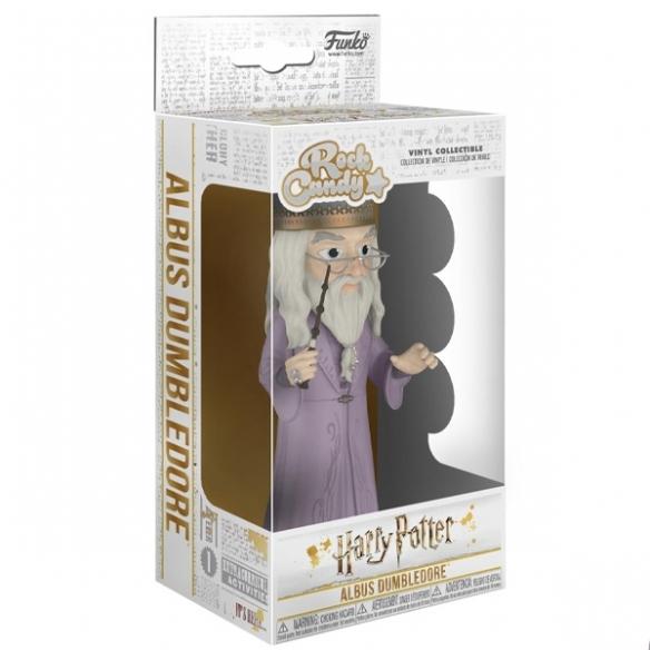 Funko Rock Candy - Albus Dumbledore - Harry Potter Funko