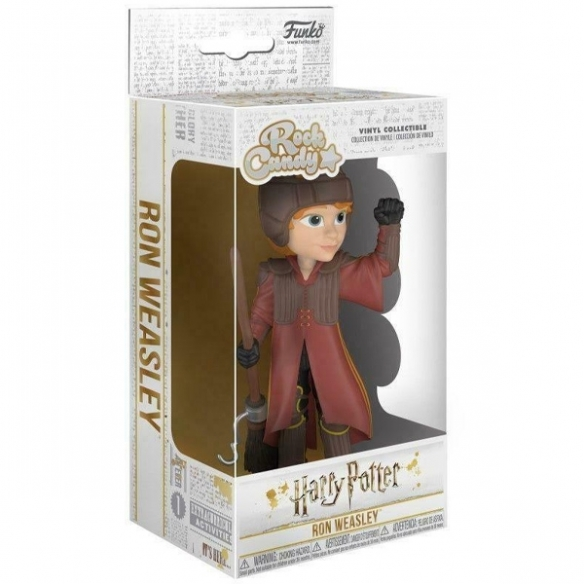 Funko Rock Candy - Ron Weasley in Quidditch Outfit - Harry Potter Funko
