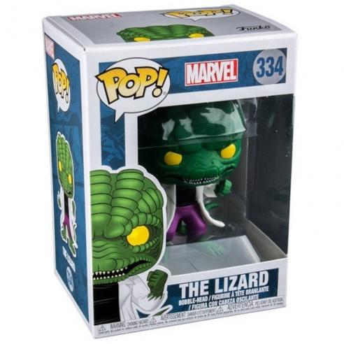 Funko Pop 334 - The Lizard - Marvel Funko