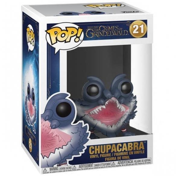 Funko Pop 21 - Chupacabra - Fantastic Beasts The Crimes of Grindelwald Funko