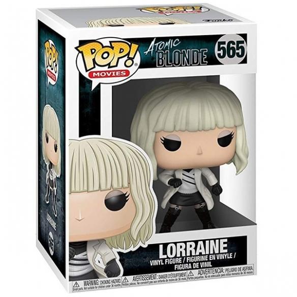 Funko Pop Movies 565 - Lorraine - Atomic Blonde Funko