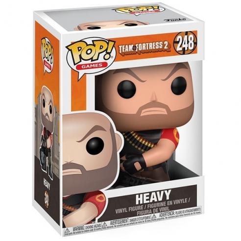 Funko Pop Games 248 - Heavy - Team Fortress 2 Funko