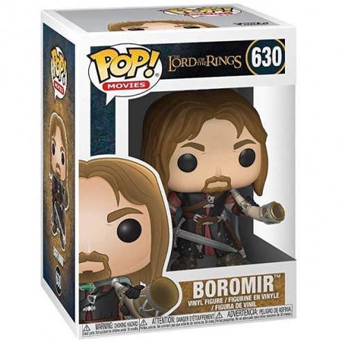 Funko Pop Movies 630 - Boromir - The Lord Of The Rings Funko