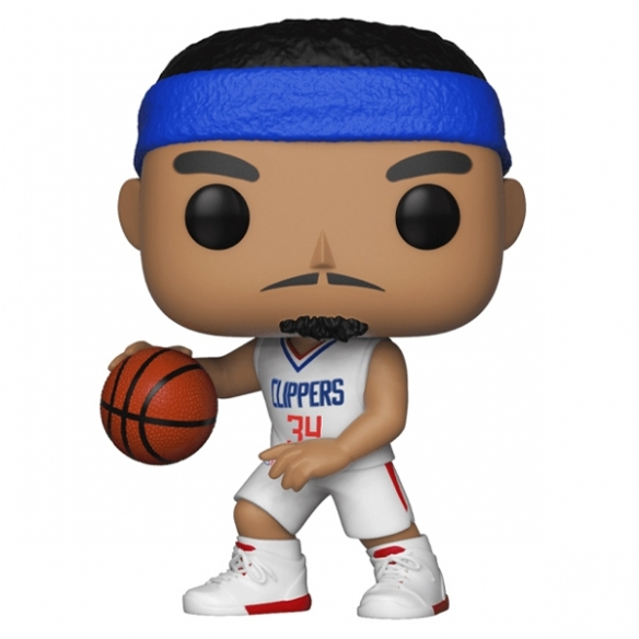 Funko Pop Basketball 49 - Tobias Harris - Los Angeles Clippers Funko