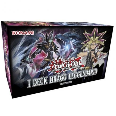 I Deck Drago Leggendario (ITA) Tin e Confezioni Speciali