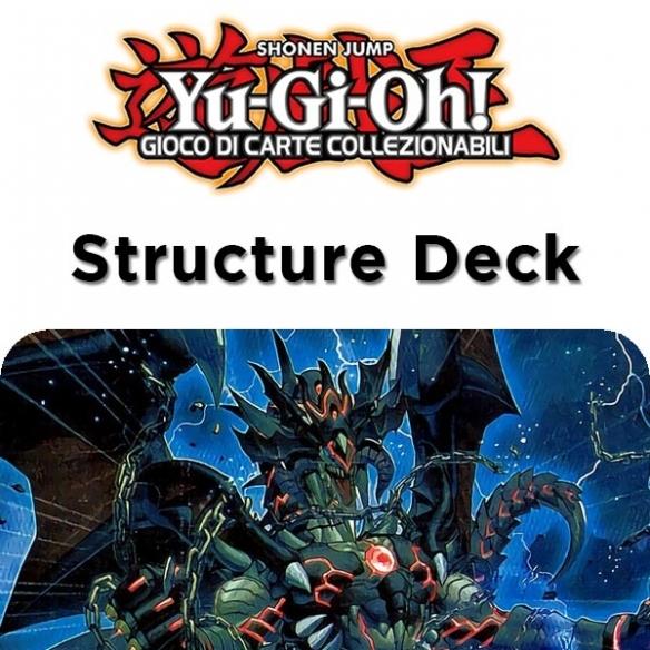 Tana Dell'oscurità - Structure Deck (ITA - 1a Edizione) Structure Deck