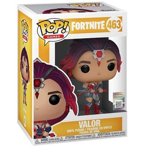 Funko Pop Games 463 - Valor - Fortnite Funko
