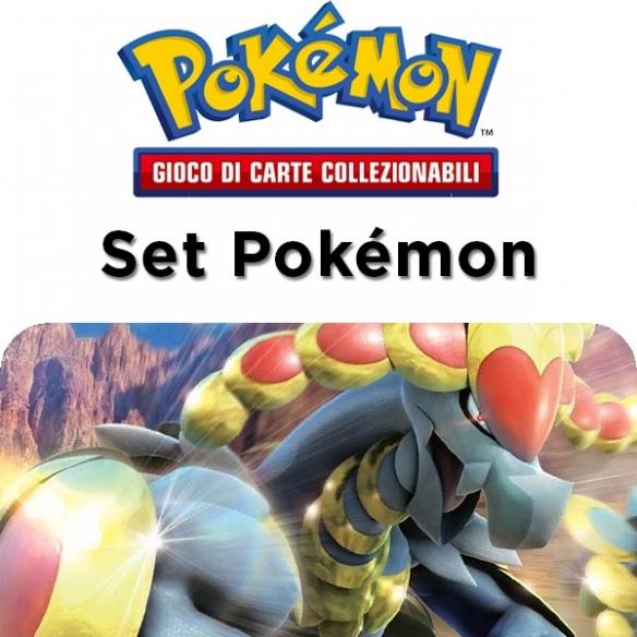 Kommo-O Gx - Set Pokémon (ITA) Collezioni