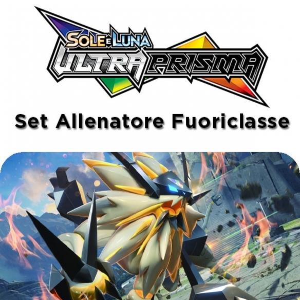 UltraPrisma - Set Allenatore Fuoriclasse - Necrozma Criniera Del Vespro (ITA) Collezioni