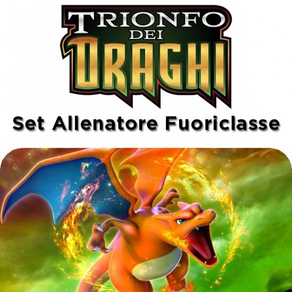Trionfo Dei Draghi - Set Allenatore Fuoriclasse S. & M. (ITA) Collezioni