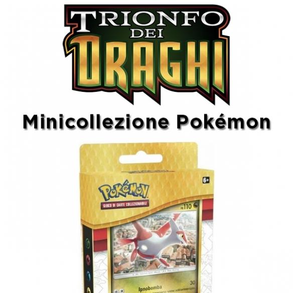Latias - Minicollezione Pokémon Trionfo Dei Draghi (ITA) Collezioni