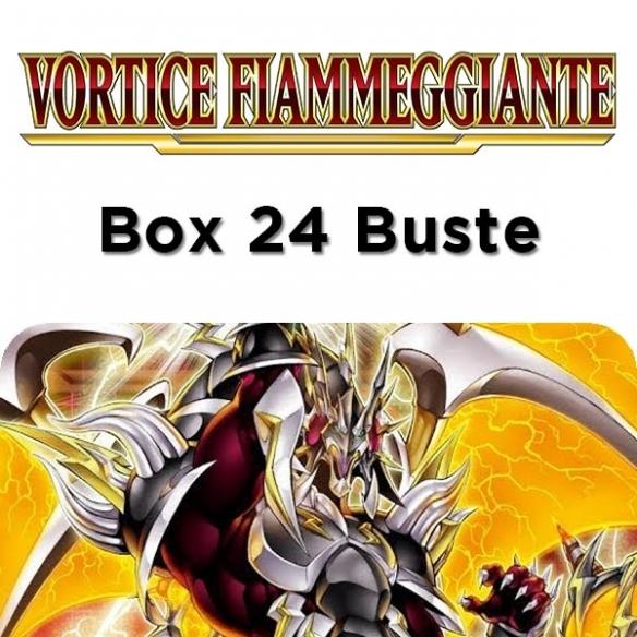 Vortice Fiammeggiante - Display 24 buste (ITA - 1a Edizione) Box di Espansione