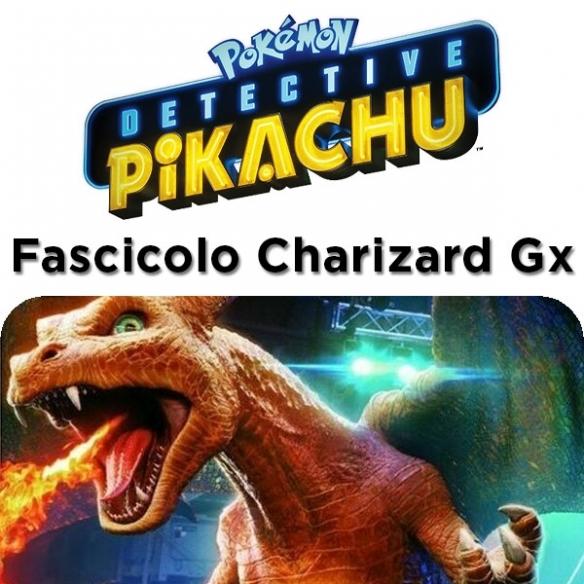 Fascicolo Charizard Gx - Detective Pikachu (ITA) Collezioni