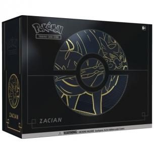 Spada e Scudo / Sword & Shield - Set Allenatore Fuoriclasse Plus / Elite Trainer Box Plus - Zacian (ENG) Set Allenatore Fuori...