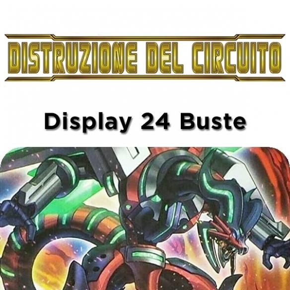 Distruzione Del Circuito - Display 24 Buste (ITA - 1a Edizione) Box di Espansione