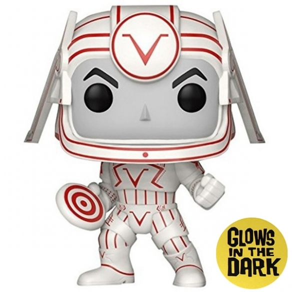 Funko Pop Movies 490 - Sark - Tron (Glows in the Dark) Funko