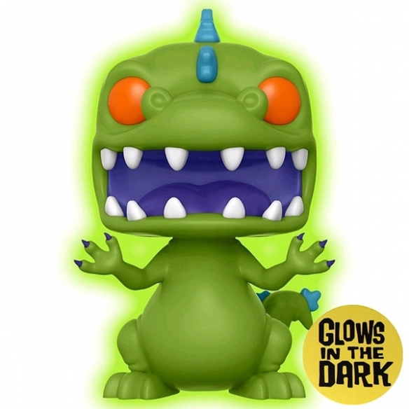 Funko Pop Animation 227 - Reptar - Rugrats (Glows in the Dark) (Exclusive) Funko