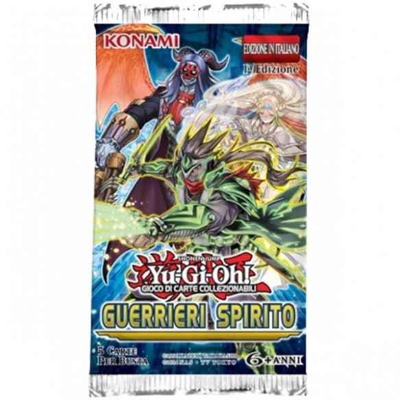 Guerrieri Spirito - Busta 5 Carte (ITA - 1a Edizione) Bustine Singole Yu-Gi-Oh!