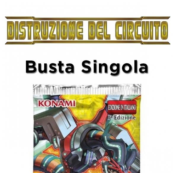 Distruzione Del Circuito - Busta 9 Carte (ITA - 1a Edizione) Bustine Singole