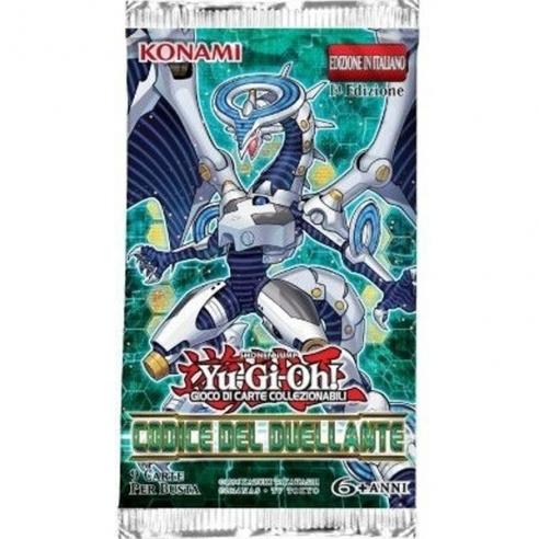 Codice Del Duellante - Busta 5 Carte (ITA - 1a Edizione) Bustine Singole Yu-Gi-Oh!