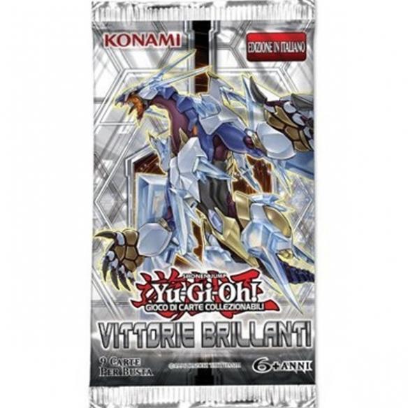 Vittorie Brillanti - Busta 5 Carte (ITA - 1a Edizione) Bustine Singole
