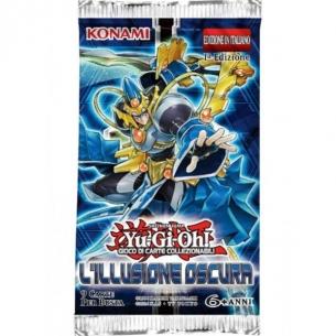 Illusione Oscura - Busta 9 Carte (ITA - 1a Edizione) Bustine Singole Yu-Gi-Oh!