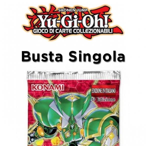 Forza Estrema - Busta 9 Carte (ITA - 1a Edizione) Bustine Singole Yu-Gi-Oh!