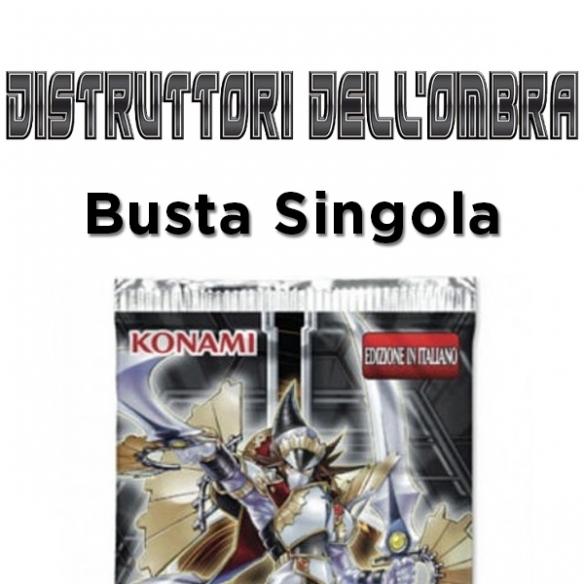Distruttori dell'Ombra - Busta 9 Carte (ITA - 1a Edizione) Bustine Singole